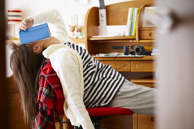自宅学習 不安